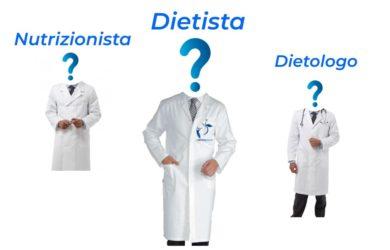 Se sei confuso e non sai a chi affidarti per la tua alimentazione, qui ti spiego perchè dovresti scegliere il dietista rispetto a dietologo e nutrizionista.