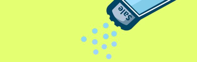 Cosa differenzia il sodio dal sale? E come devo regolarmi con il sale presente in etichetta? Qui trovi le risposte a queste domande.