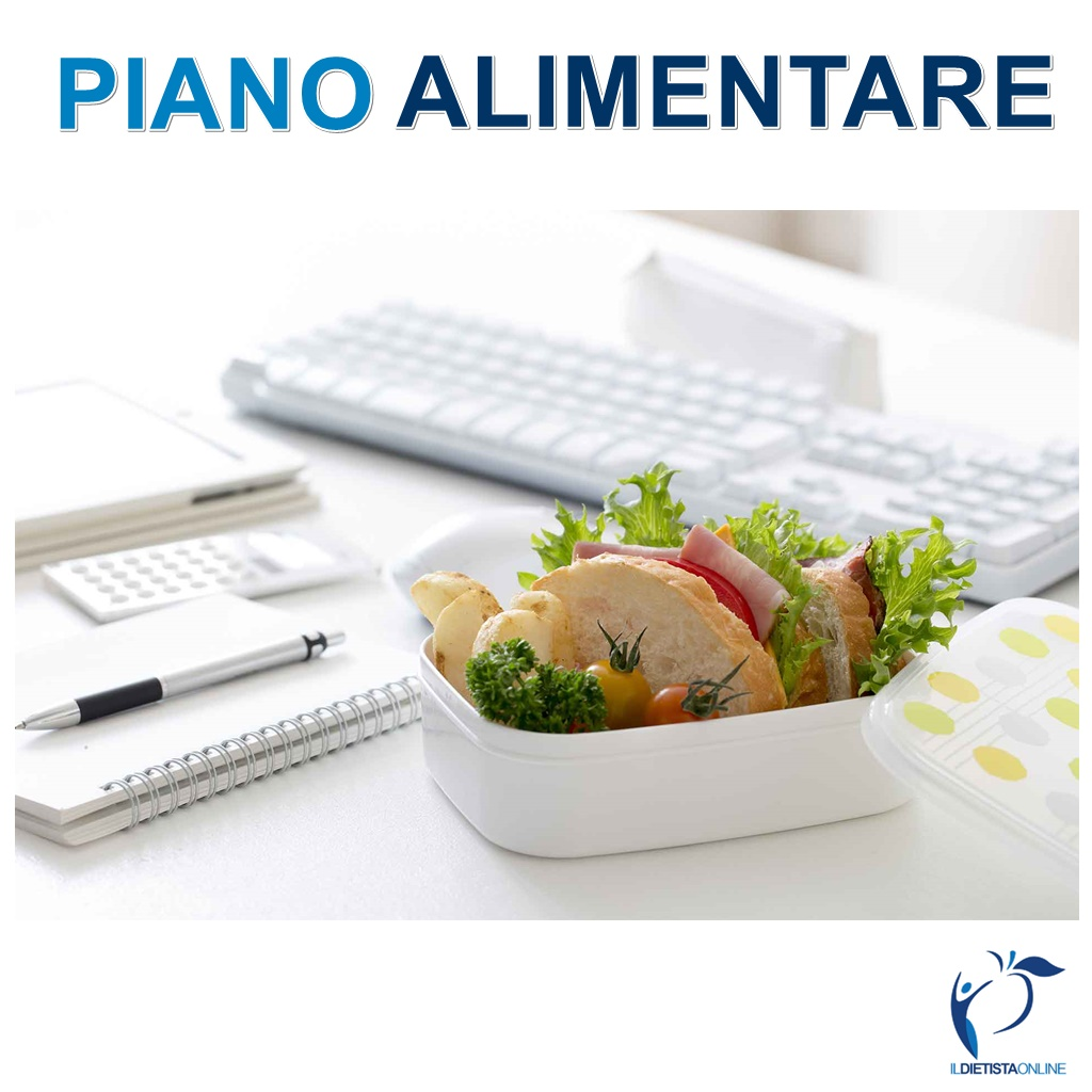 Crea il tuo piano alimentare personalizzato per perdere ...