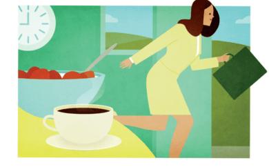 Tre esempi di persone che si sono rivolte a me e che hanno migliorato la loro salute semplicemente iniziando a fare colazione.