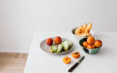 La frutta dopo i pasti